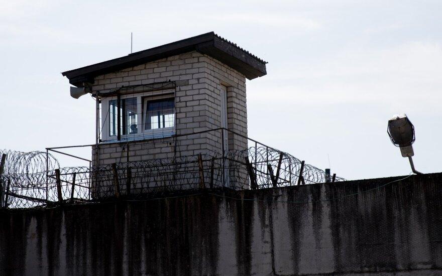 Из Правенишкес сбежал заключенный, его случайно поймали через 4 часа