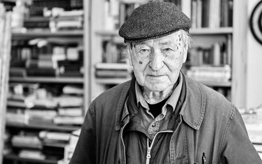 В Нью-Йорке скончался литовский режиссер Йонас Мекас