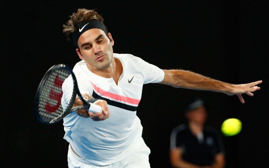 ФОТО: Роджер Федерер отдыхает с семьей в Майами