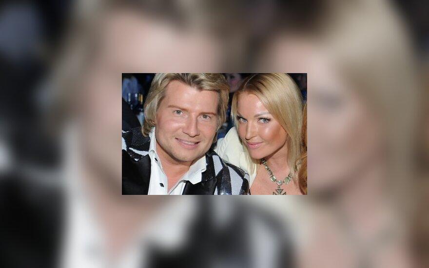 Волочкова бросила Баскова