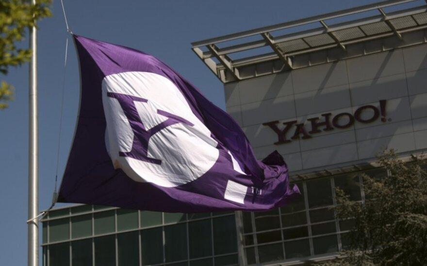 """""""Yahoo"""" pastatas"""