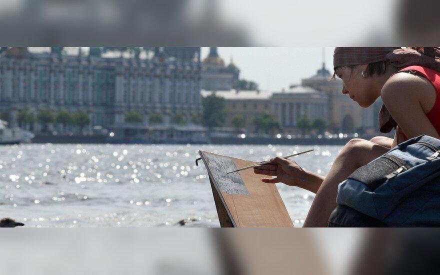В Петербурге Новую Голландию открыли для посетителей