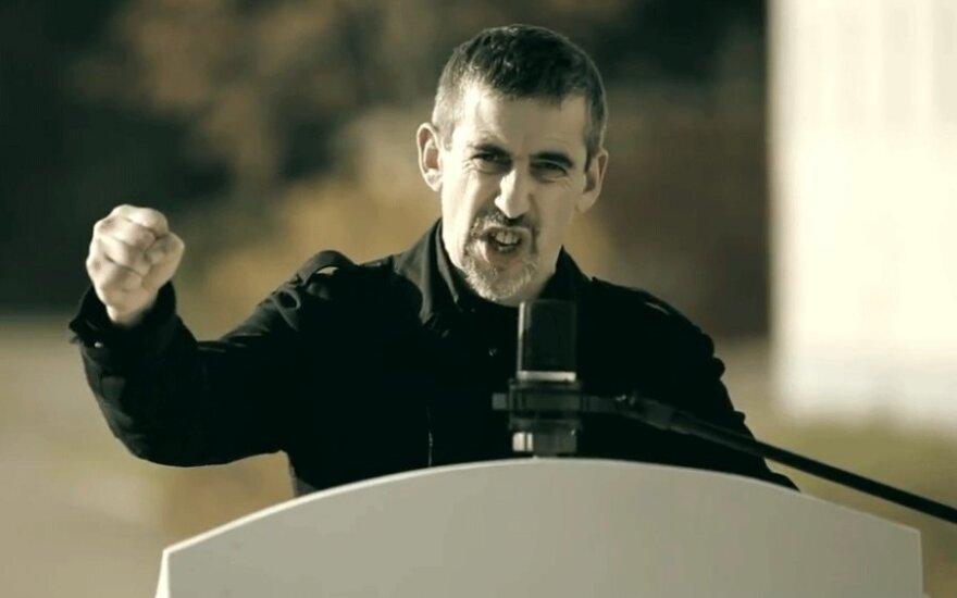 Полиция безопасности Латвии задержала Владимира Линдермана