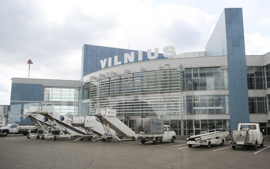 В Вильнюсском аэропорту задержан иностранец, связанный в террористами