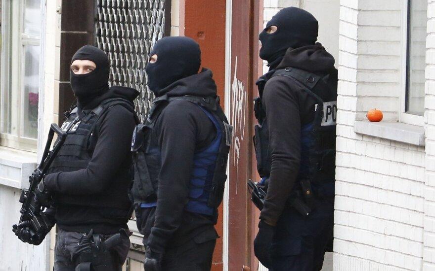 В Брюсселе произошла перестрелка в ходе полицейской операции