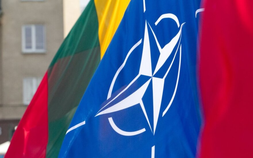 Министр обороны Литвы ответил Медведеву: а нам в НАТО нравится