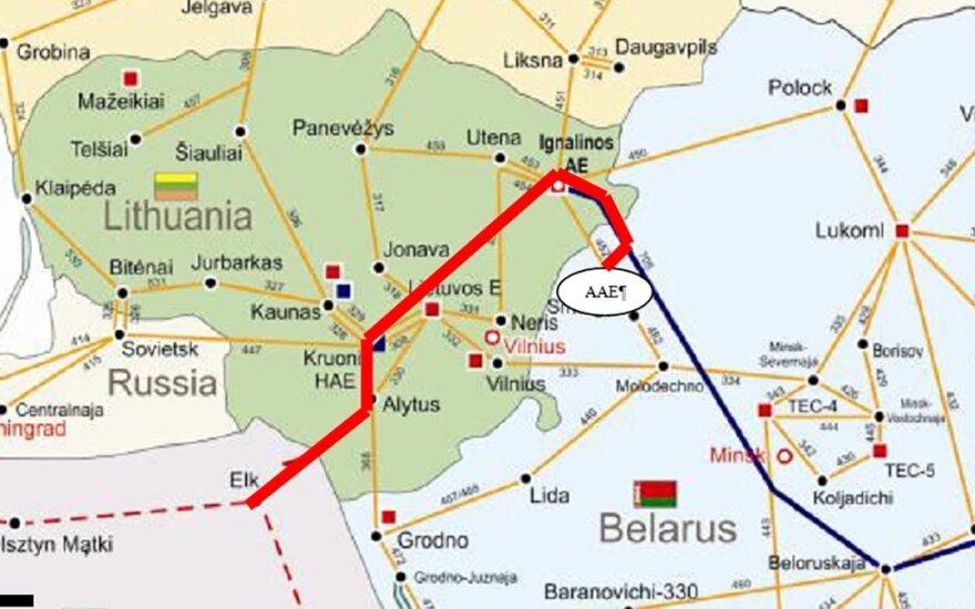 Министр: по Островецкой АЭС нужно соглашение всех политических партий Литвы