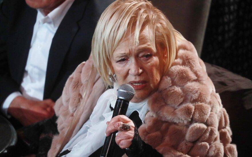 """Художественный руководитель """"Современника"""" Галина Волчек умерла на 87 году жизни"""