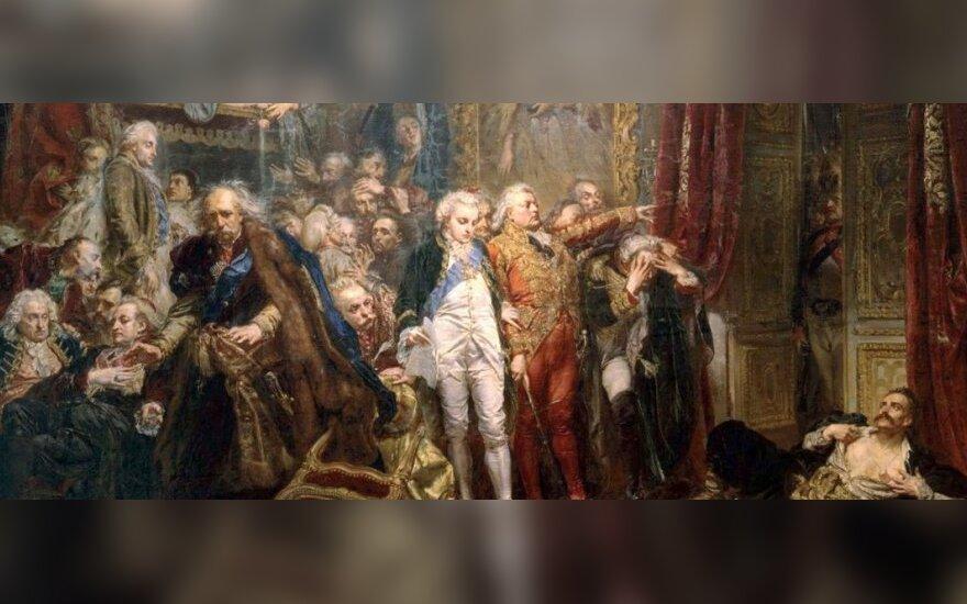 Уроки истории: войска Екатерины II для защиты конфедератов