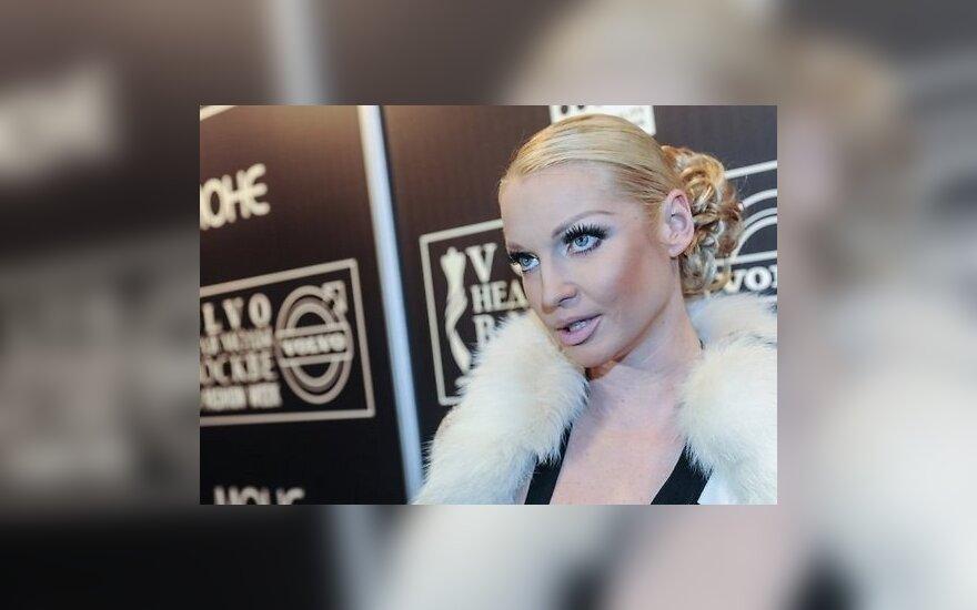Анастасия Волочкова устроила шоу в турецком отеле