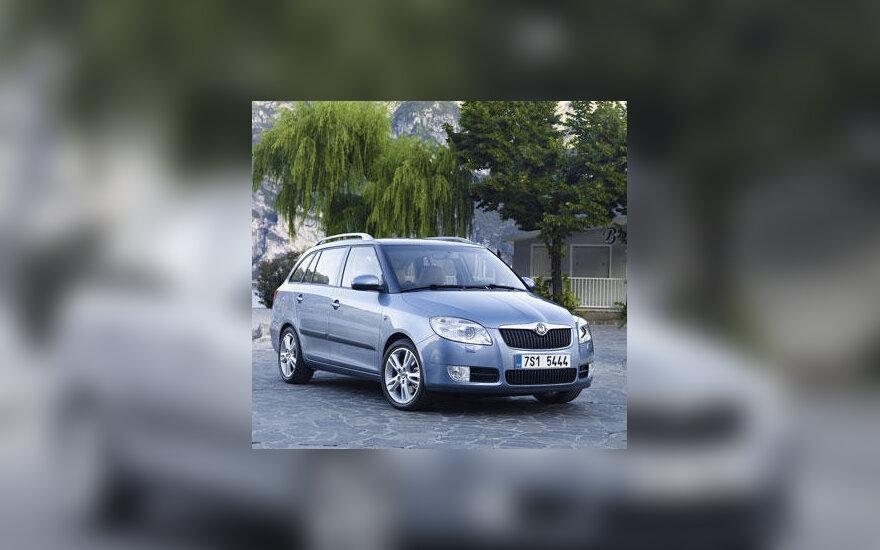 """Škoda Fabia"" universalas"