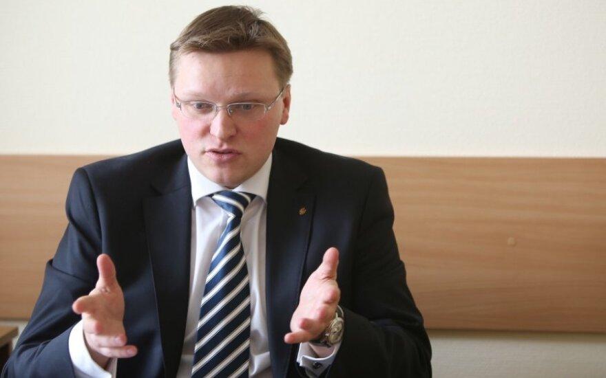 Будрис: мы на пять шагов опережаем эстонцев