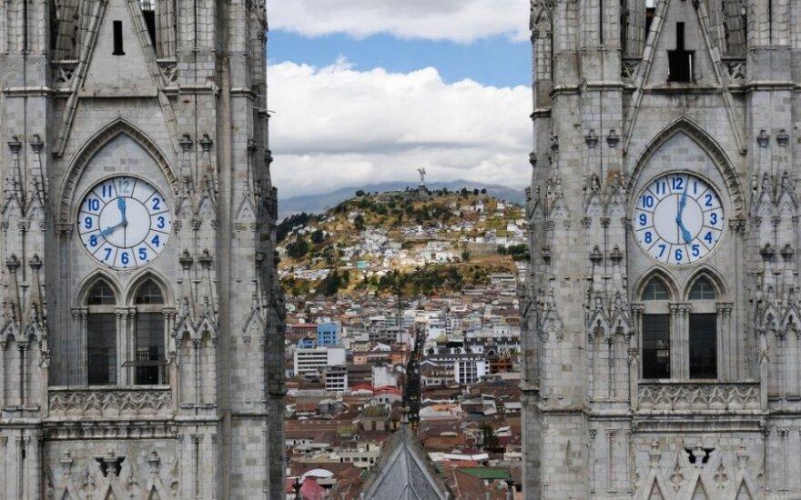 В Эквадоре открываются два консульства Литвы