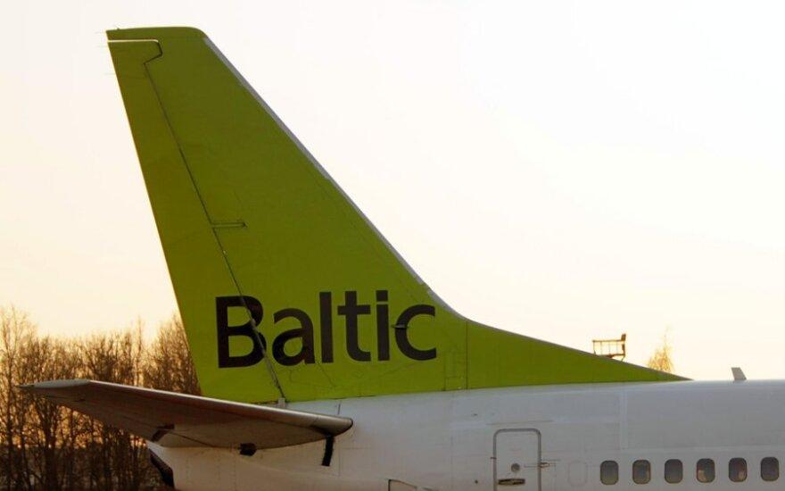 Латвия стала владельцем почти всех акций airBaltic