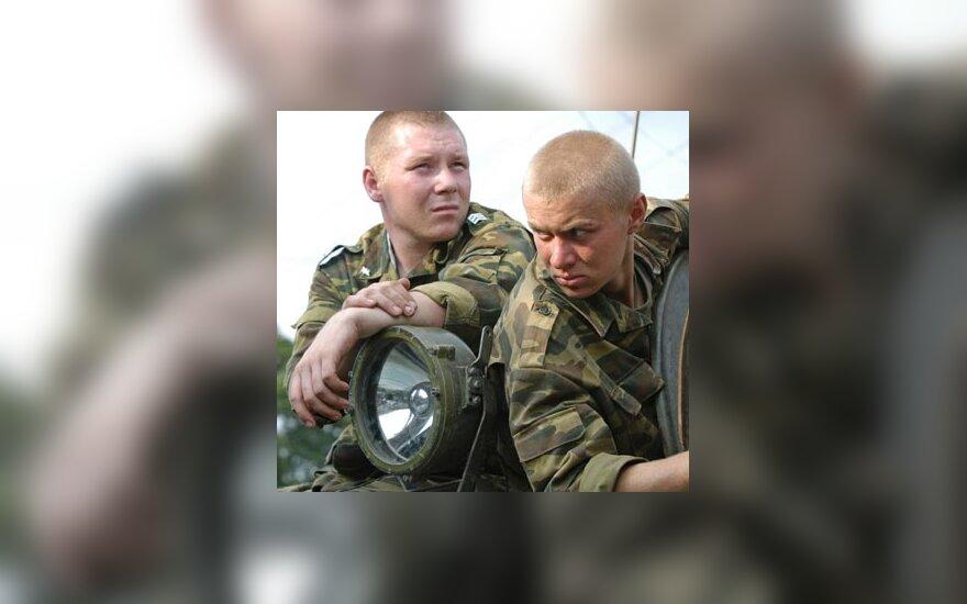 Įkaitų drama Šiaurės Osetijoje - laukia Rusijos kariai
