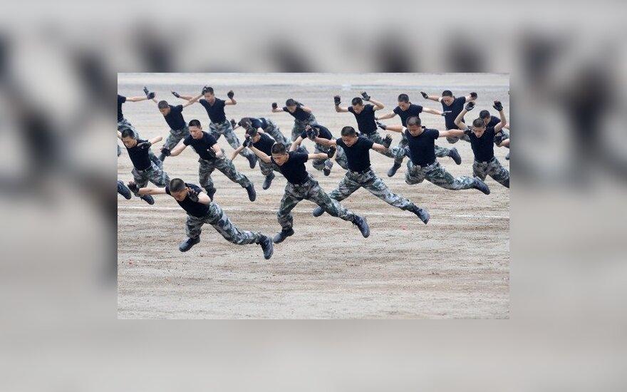 Czy chińskie wojsko zwycięży francuskie?