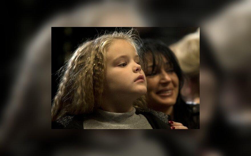 Пятилетняя дочь Александра Абдулова станет звездой театра