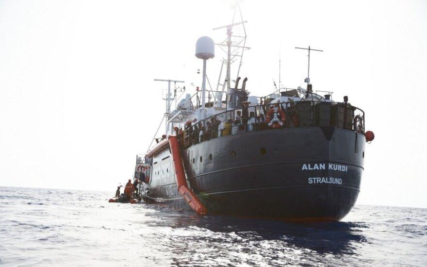 """Laivas """"Alan Kurdi"""""""