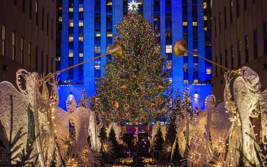 Во многих городах мира готовятся к католическому Рождеству