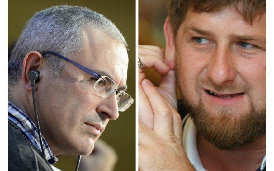 Ходорковский ответил Кадырову: нас не запугать