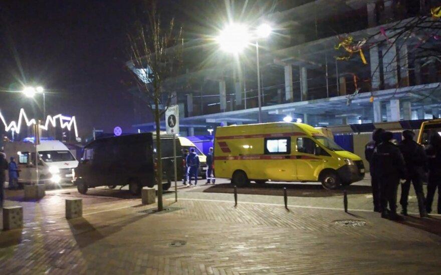 Karaliaučiaus centre nušauti du žmonės, šaulys mirė ligoninėje