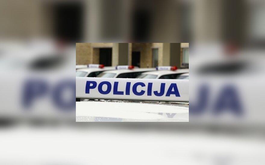 В центре Вильнюса найдено тело убитой женщины