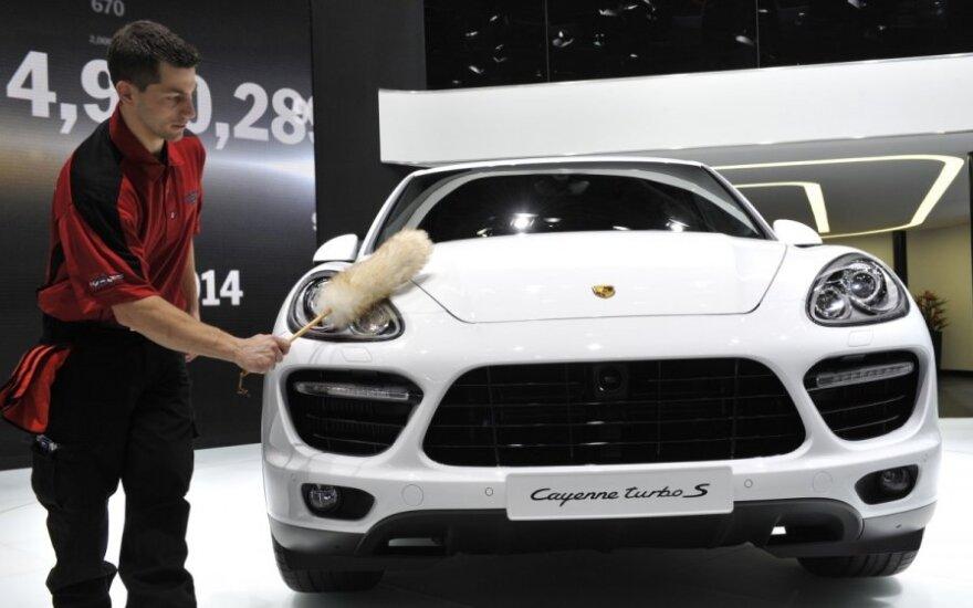 В Лейпциге выпущен полумиллионный Porsche Cayenne
