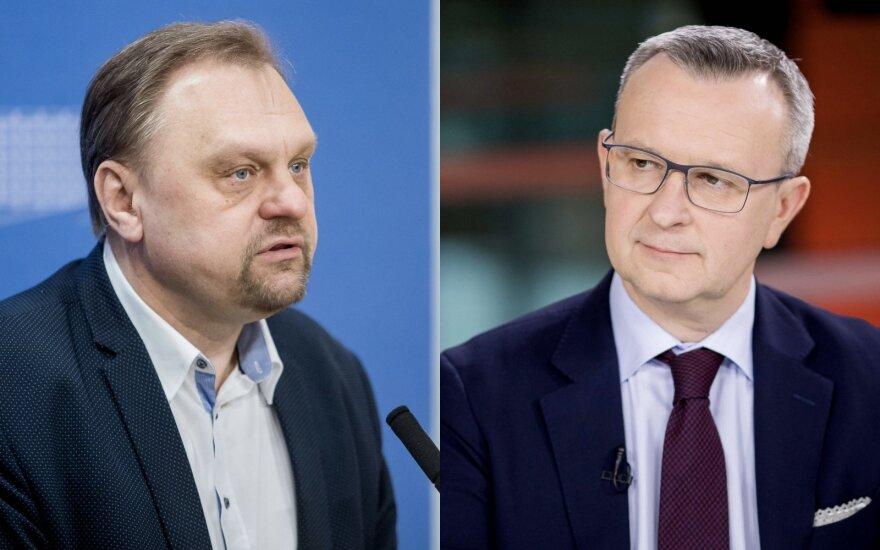 В Литве задержаны президенты Бизнес-конфедерации и Ассоциации банков