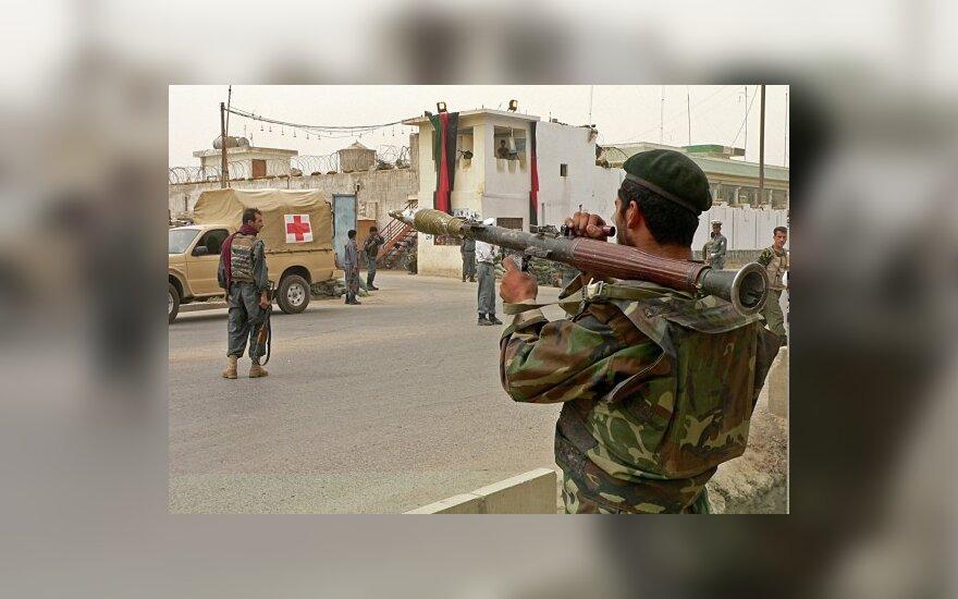 НАТО: в Афганистане убиты 15 повстанцев