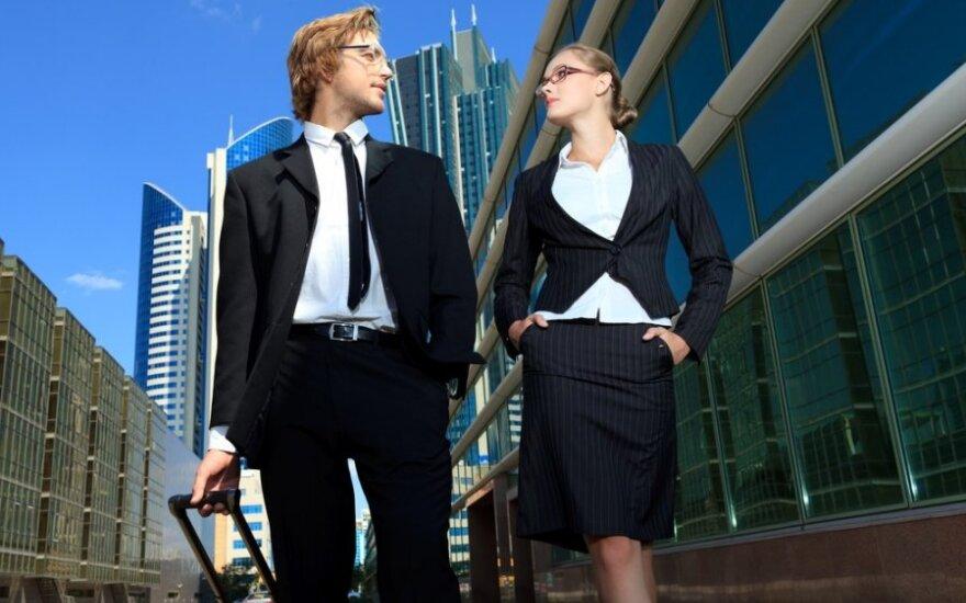 Евростат: разрыв между работающими мужчинами и женщинами в Литве самый низкий в ЕС