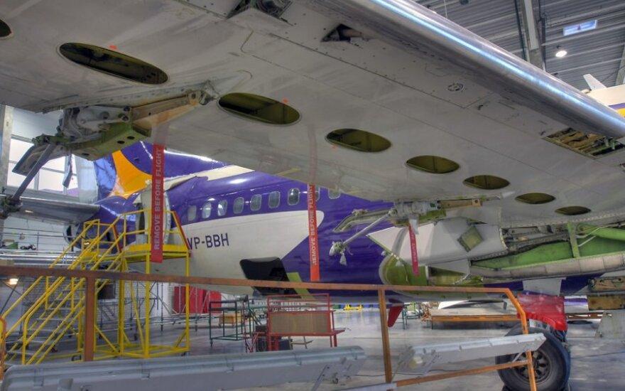 В России остановлена сборка нового самолета Ил-112