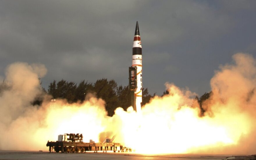 Indie: Delhi przeprowadziły próbę rakiety nuklearnej