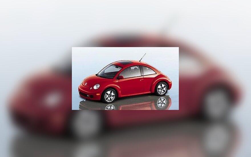 VW Beetle научили ездить на экскрементах