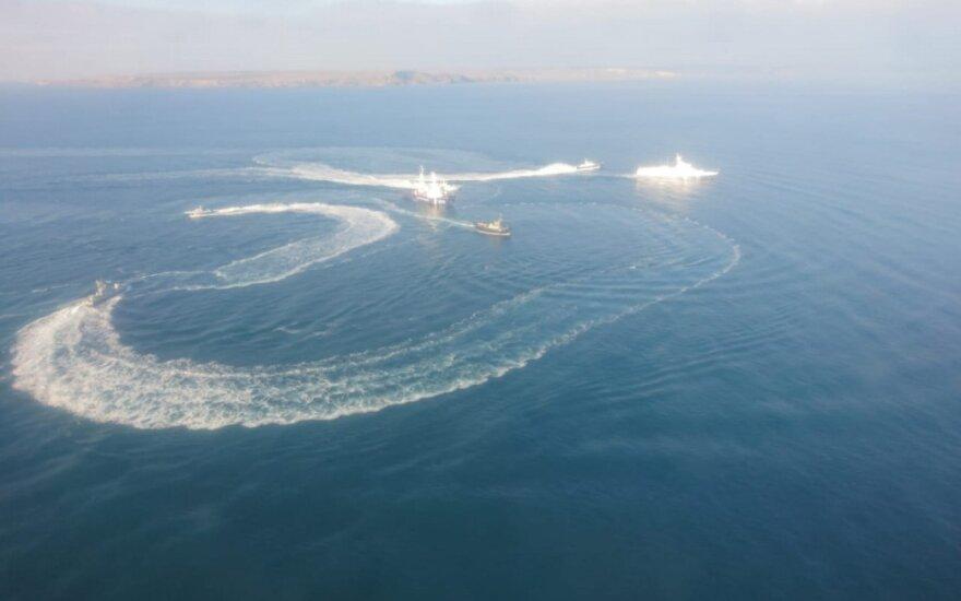 Украина обратилась в ЕСПЧ по поводу захвата Россией 24 моряков