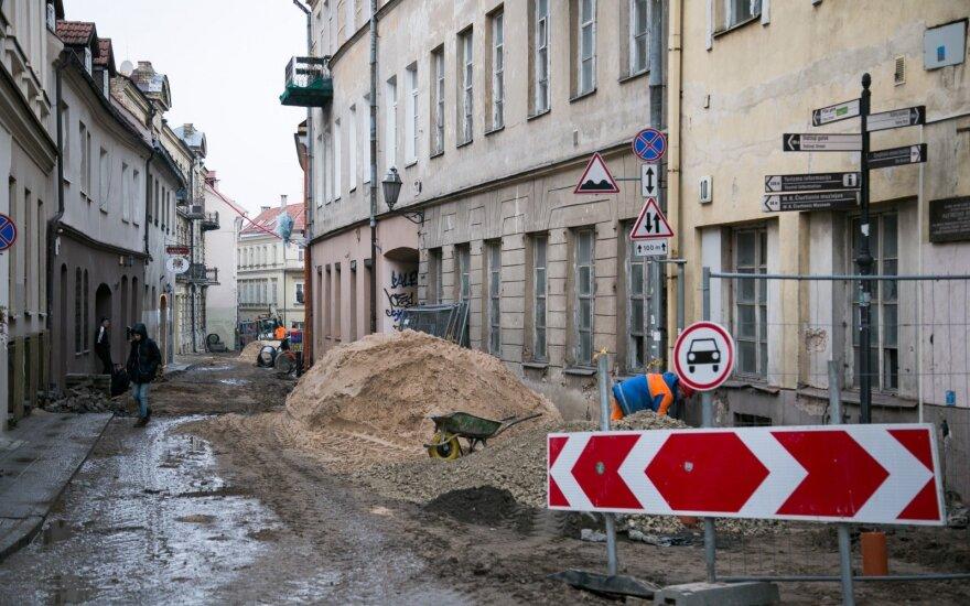 Планируют перемены в Старом городе: въезд могут сделать платным