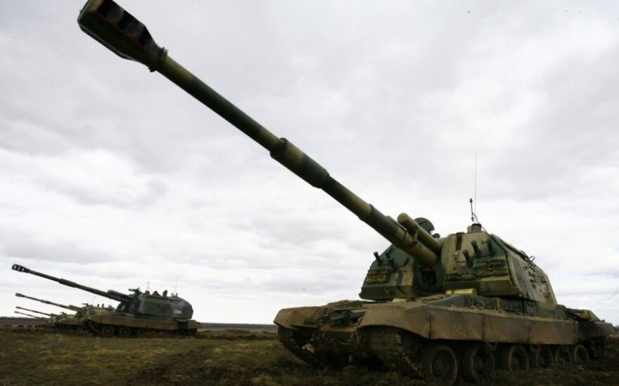 NATO nawołuje Rosję do wycofanie swych wojsk z Ukrainy jeszcze przed wyborami
