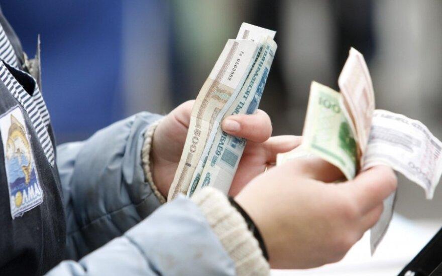 Литовский аналитик: в Беларуси растет вероятность девальвации рубля