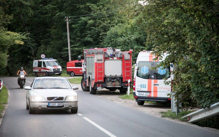 В Вильнюсе утонул 9-летний мальчик