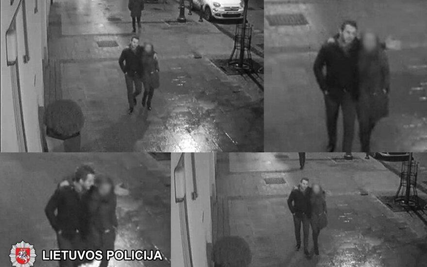 Полиция разыскивает подозреваемого в изнасиловании