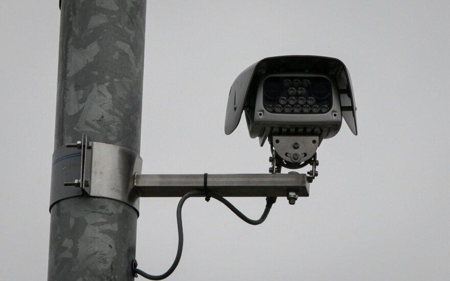 На литовских дорогах сегодня отключают больше 100 радаров