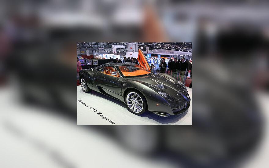 """""""Spyker C12 Zagato"""""""