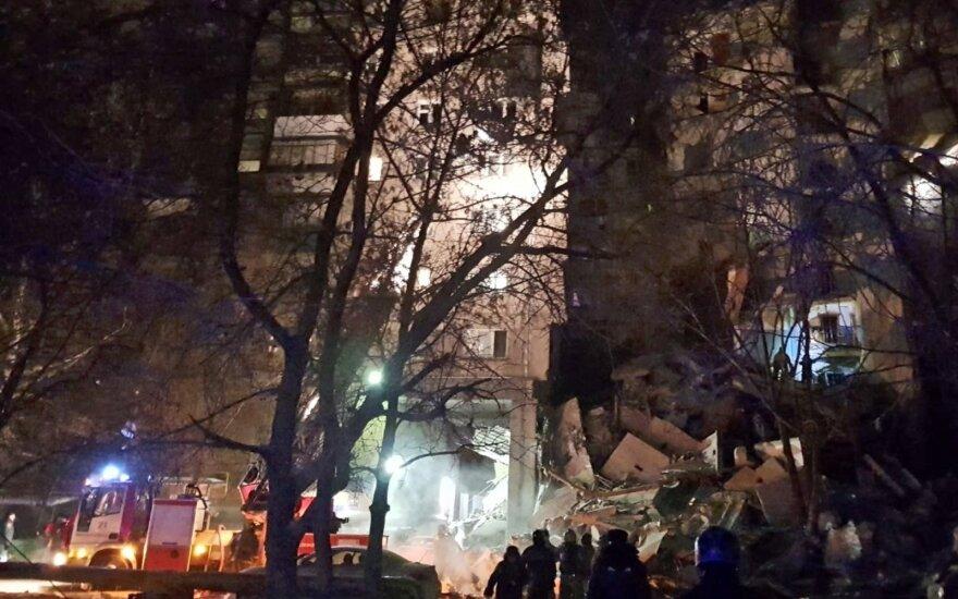 ВИДЕО: В результате пожара в маршрутке в Магнитогорске погибли три человека