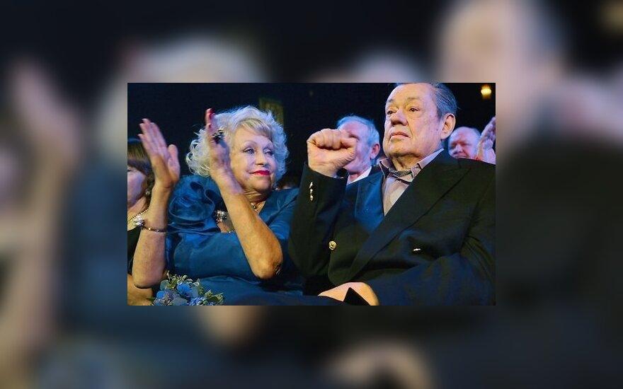 Жену Караченцова лишили прав за ДТП в нетрезвом виде