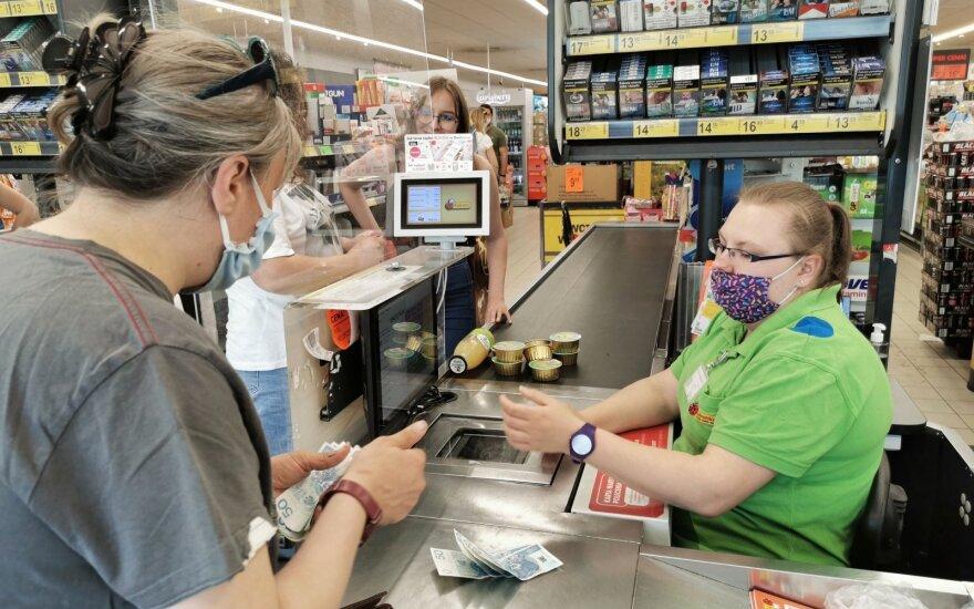 Правительство Литвы обновило список стран с высоким уровнем заболеваемости коронавирусом
