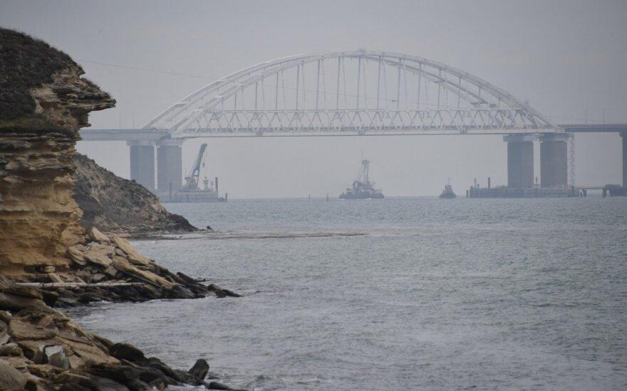 НАТО осудила милитаризацию Крыма Россией