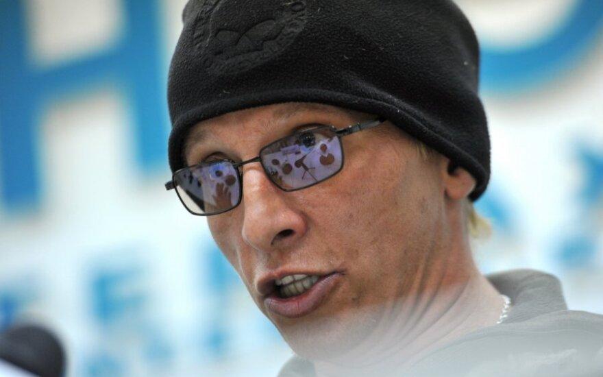 СМИ: Иван Охлобыстин госпитализирован с белой горячкой