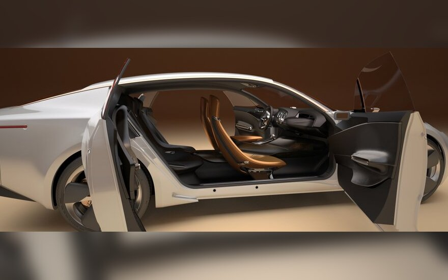 Kia готовит шикарного конкурента для Mercedes-Benz CLS
