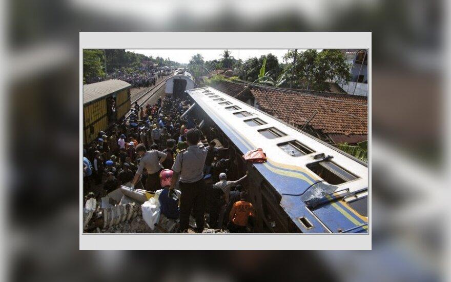 Две железнодорожных катастрофы на Яве – более 40 погибших