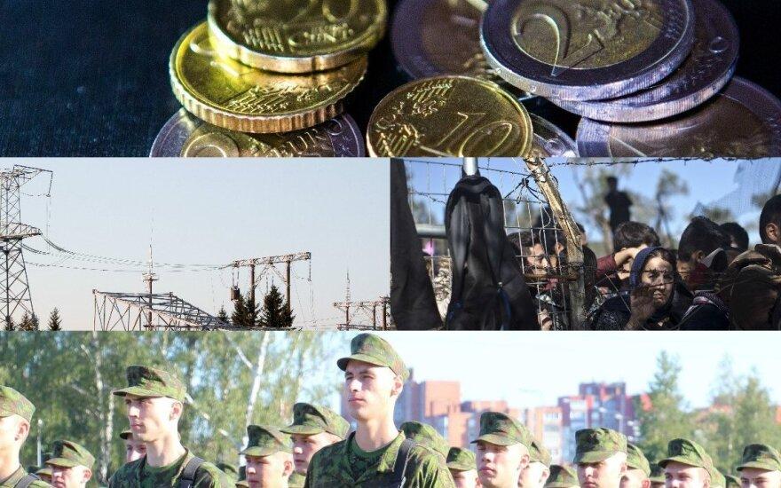 Политологи об итогах года: евро, энергетика, оборона и политика НАТО