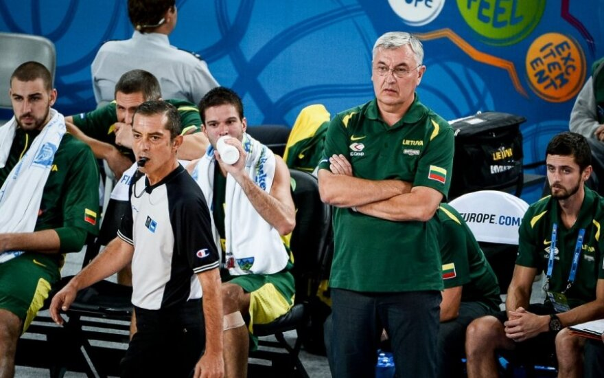 Казлаускас – о двусмысленных эмоциях и будущем сборной